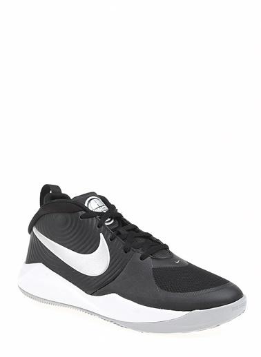 Nike Aq4224-001 Nike Çocuk Team Hustle D 9 Basketbol Siyah